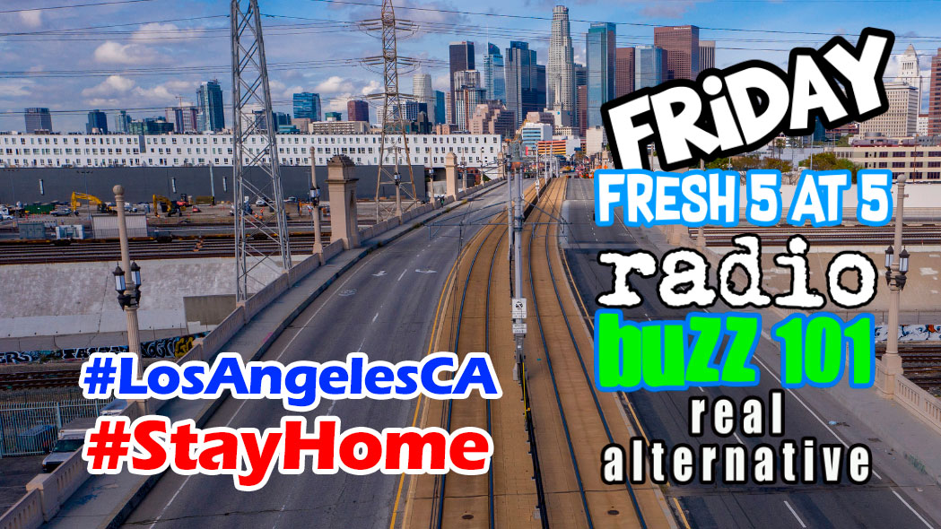 One Hour From Now #LosAngeles & #Pacific Time Zone, we're